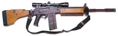 Штурмовая винтовка galil (израиль)