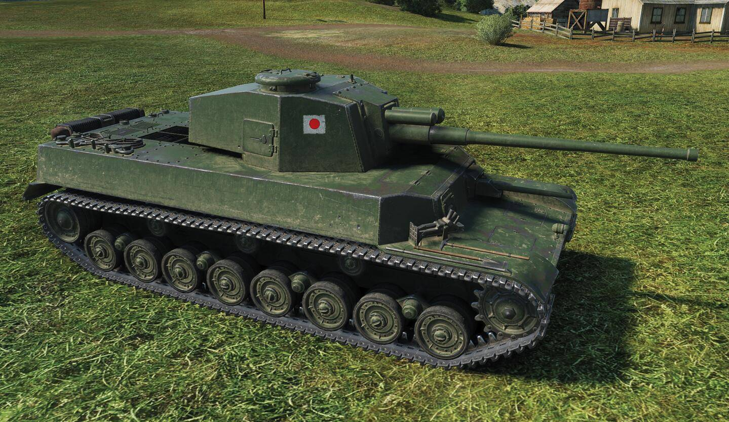 Type 2597 chi-ha - обзор, как играть, ттх, секреты легкого танка type 2597 chi-ha из игры world of tanks на портале wiki.wargaming.net