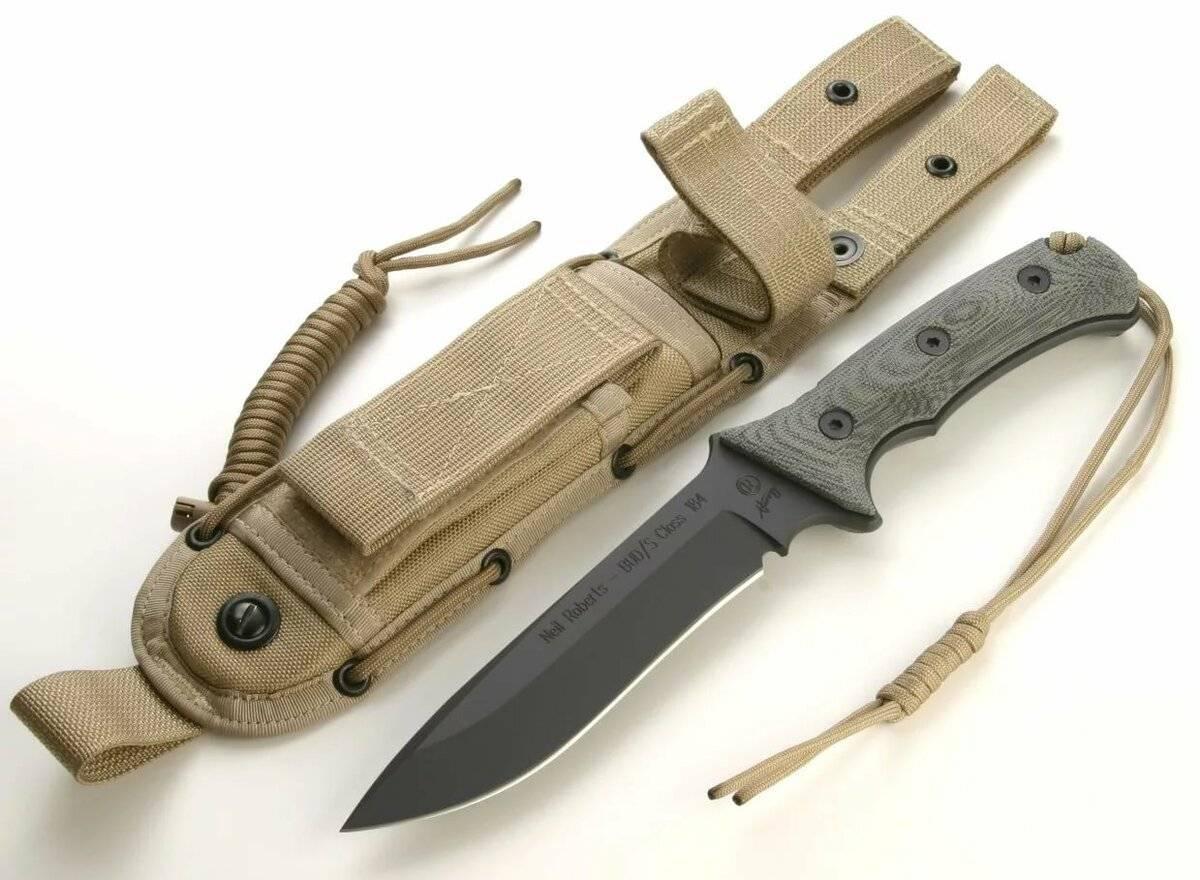 Топ 6: оружие спецназа разных стран мира