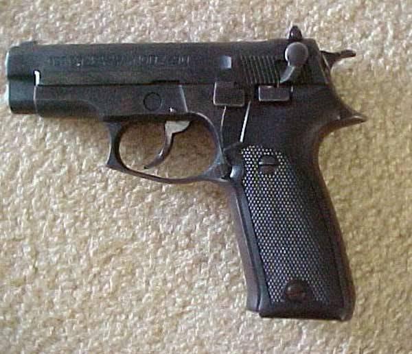 Пистолет Astra A-100