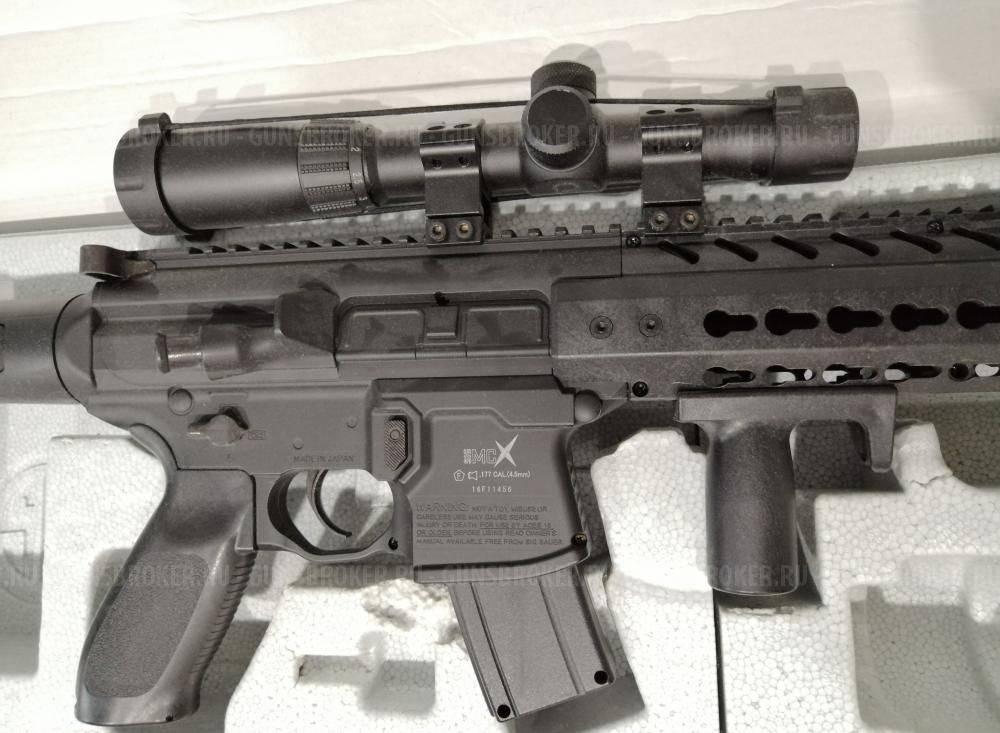Sig sauer mcx винтовка штурмовая — характеристики, обзор, фото