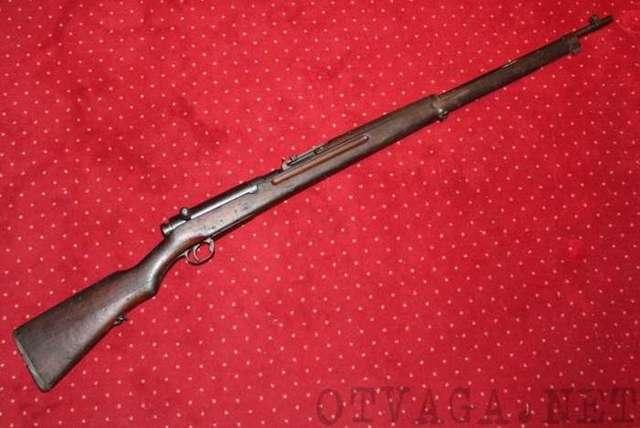 Мурата (винтовка) википедия