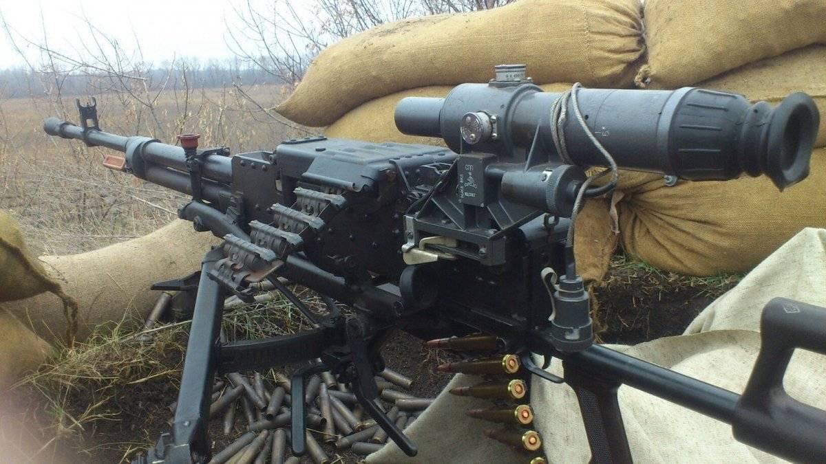Пулемет нсв-12,7 «утёс» патрон, калибр