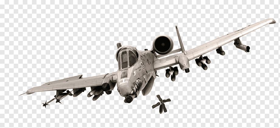 A-10 thunderbolt википедия