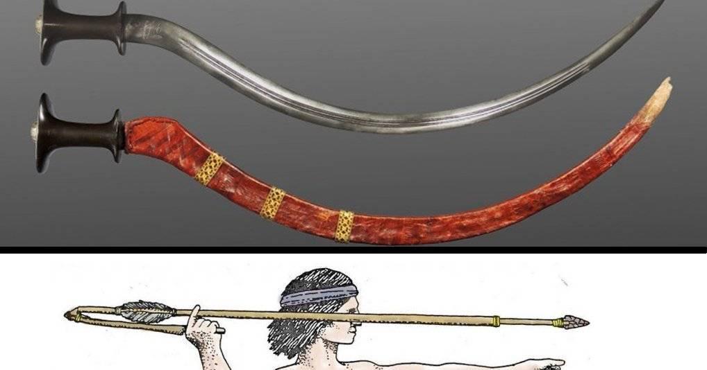 Хопеш этническое оружие Нового царства