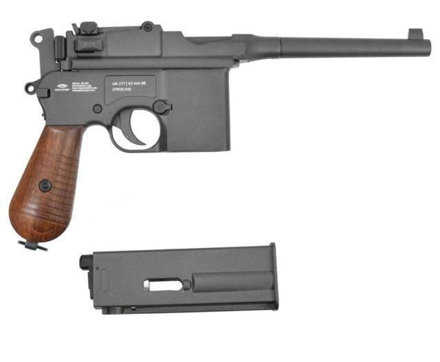 Винтовка Mauser M24