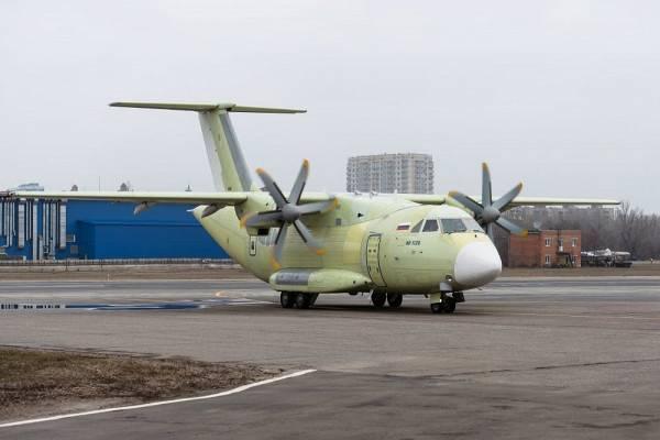 Ил-112в совершил первый полет, но самолет нужно переделывать. это нормально?