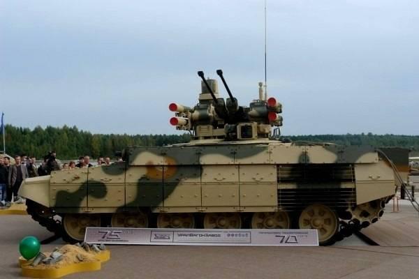 БМПТ «Терминатор» – проект «судного дня» для бронебойщиков противника