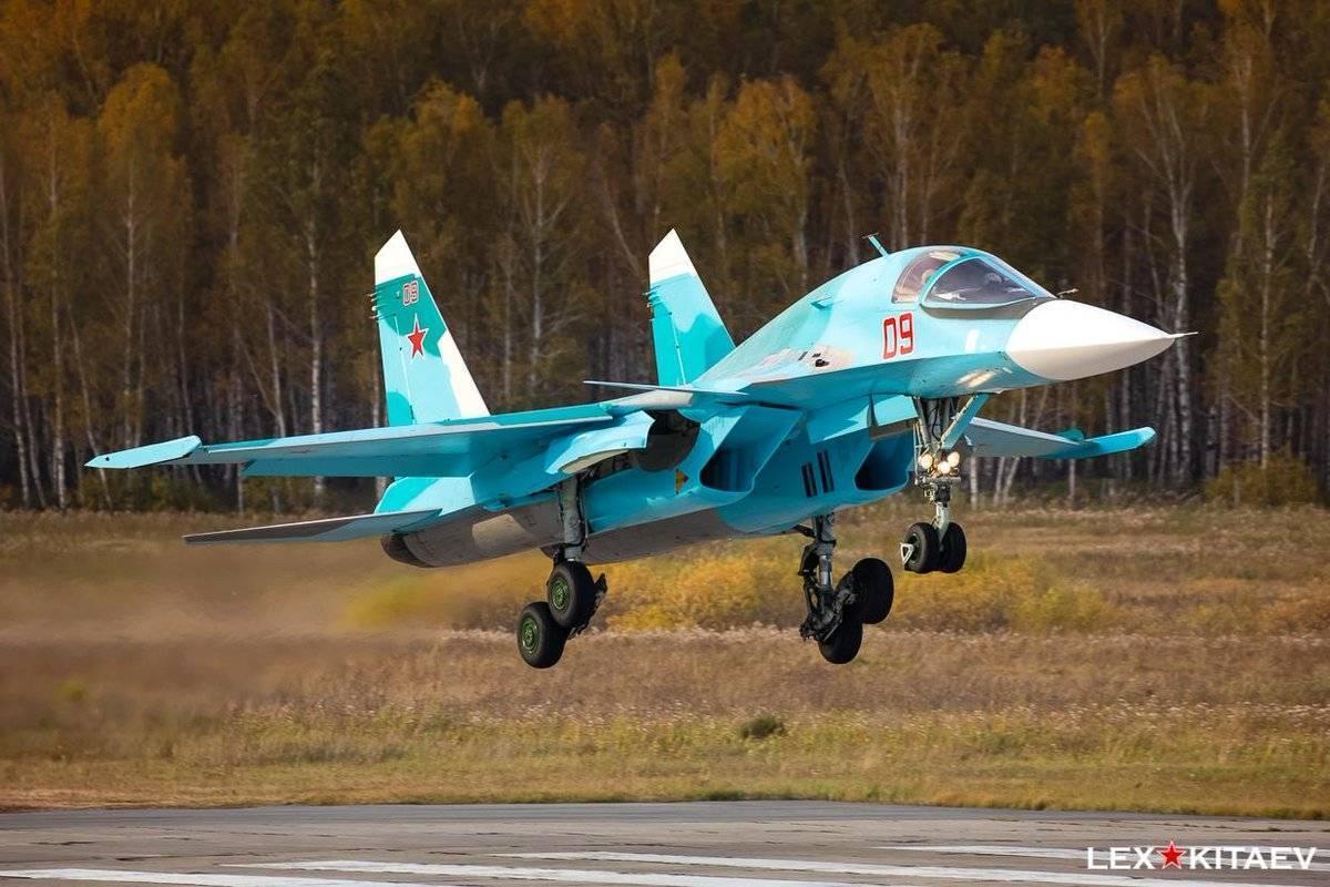 «адский утенок», — почему су-34 признали самой грозной ударной машиной в мире?