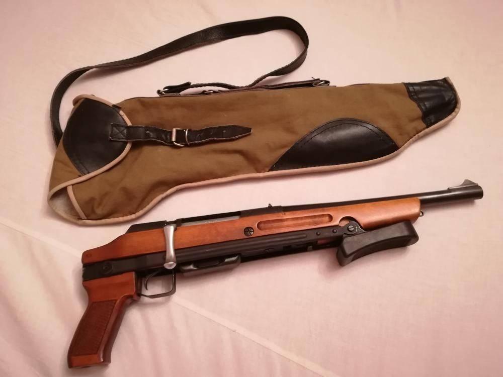 Охотничье ружье ТОЗ 106