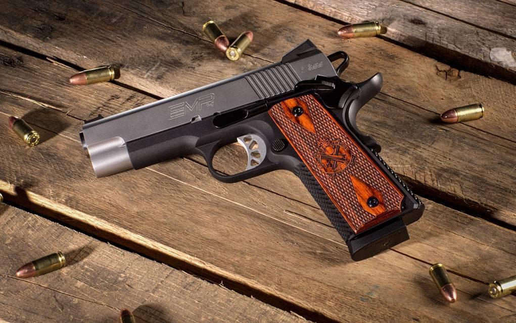 Пистолет springfield armory emp 4