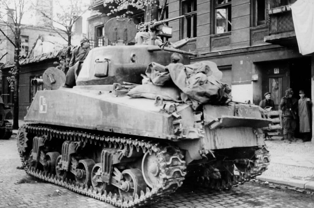 Союзная броня: иностранные танки вармии ссср