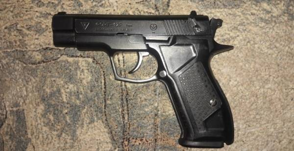 """""""гроза"""" (пистолет): технические характеристики. оружие для самообороны - пистолет """"гроза"""""""