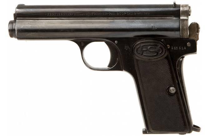 Пистолеты frommer m1901/m1906/m1910