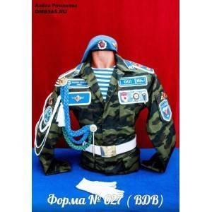 Снаряжение десантника вдв рф. форма вдв, история от кожаного шлема до голубого берета