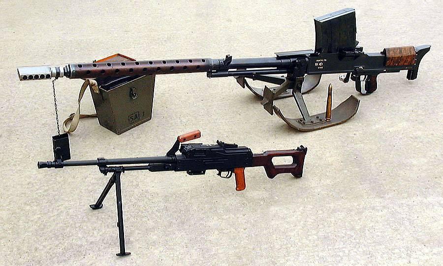 Крупнокалиберная снайперская винтовка — википедия переиздание // wiki 2