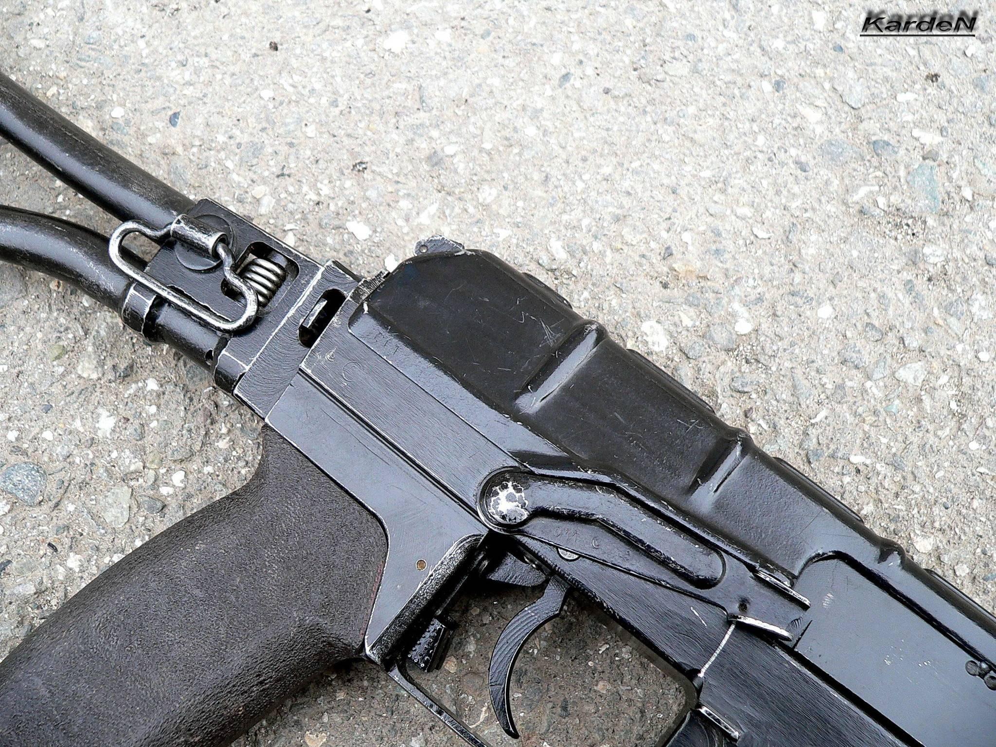 Винтовка специальная снайперская (всс) «винторез»