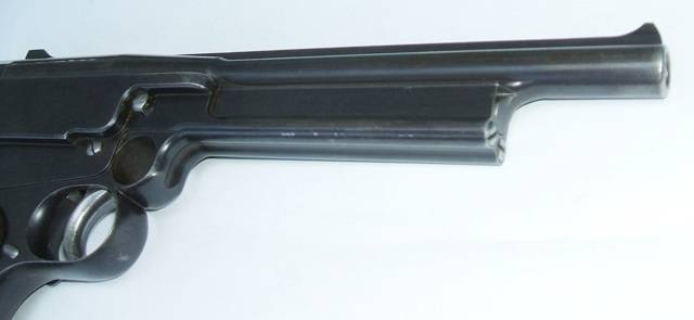 Frommer stop пистолет — характеристики, фото, ттх
