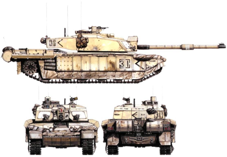 Основной боевой танк challenger 2 (великобритания) | армии и солдаты. военная энциклопедия