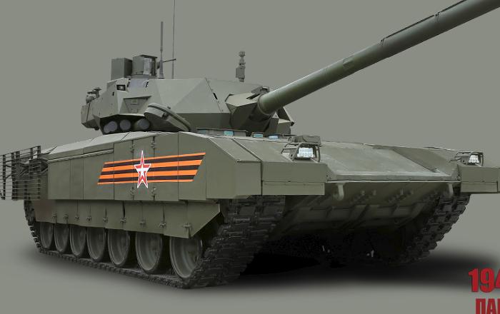 «армата» пошла в серию: минобороны рф заказало больше сотни танков т-14