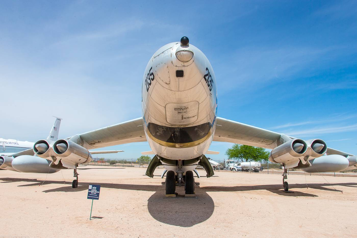 Boeing b-47 stratojet