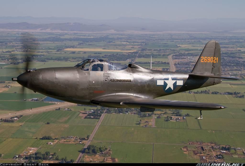 Американский истребитель bell p-63 кингкобра | красные соколы нашей родины