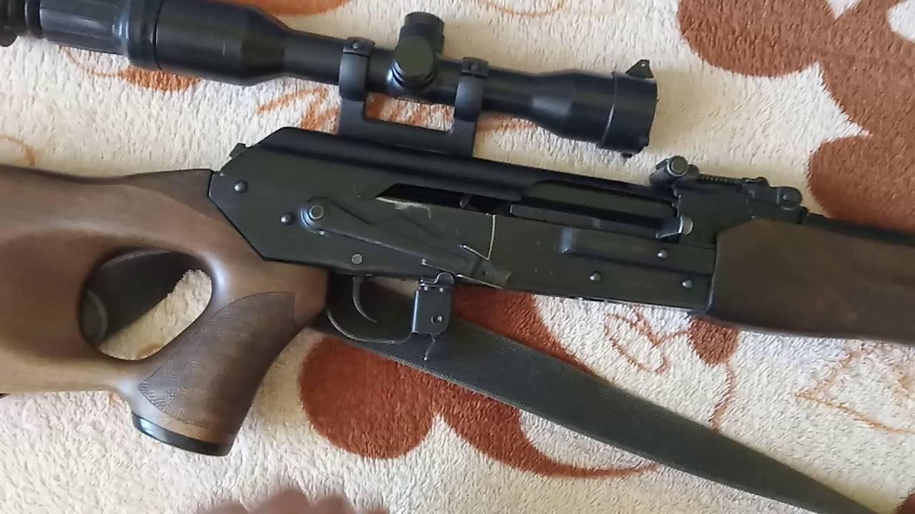 Как производится пристрелка оптического прицела на карабине