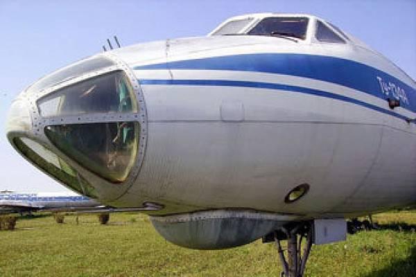 ТУ-134 — самая узнаваемая «тушка» времен СССР
