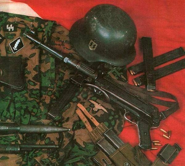 Затвор мп 40. знаменитый «шмайсер» – враг, ставший союзником