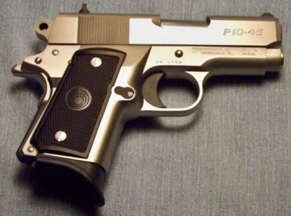 Пистолет para ordnance pxt 1911 ssp gun rights