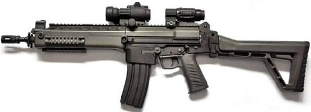 Штурмовая винтовка imbel ia2