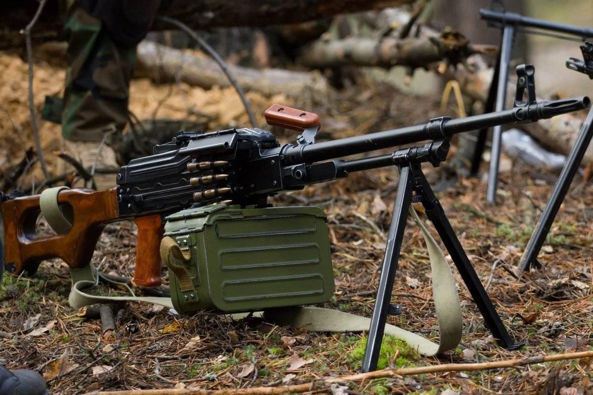Пулемет «печенег» — максимальная убойная сила