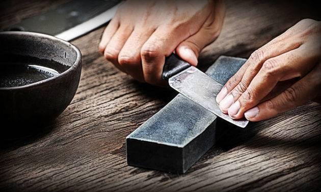 5 способов быстро и легко наточить ножи в домашних условиях
