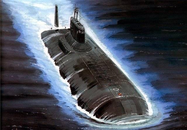 Ракетный подводный крейсер 941 акула. акула – это подводная лодка, не допустившая начало третьей мировой войны