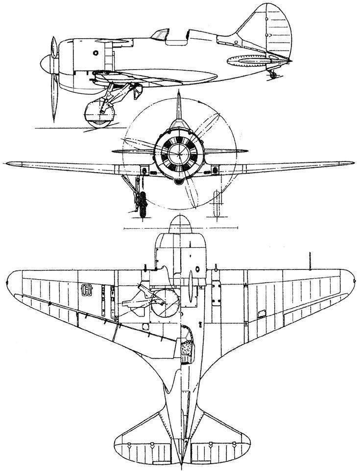 И-180 поликарпова ️