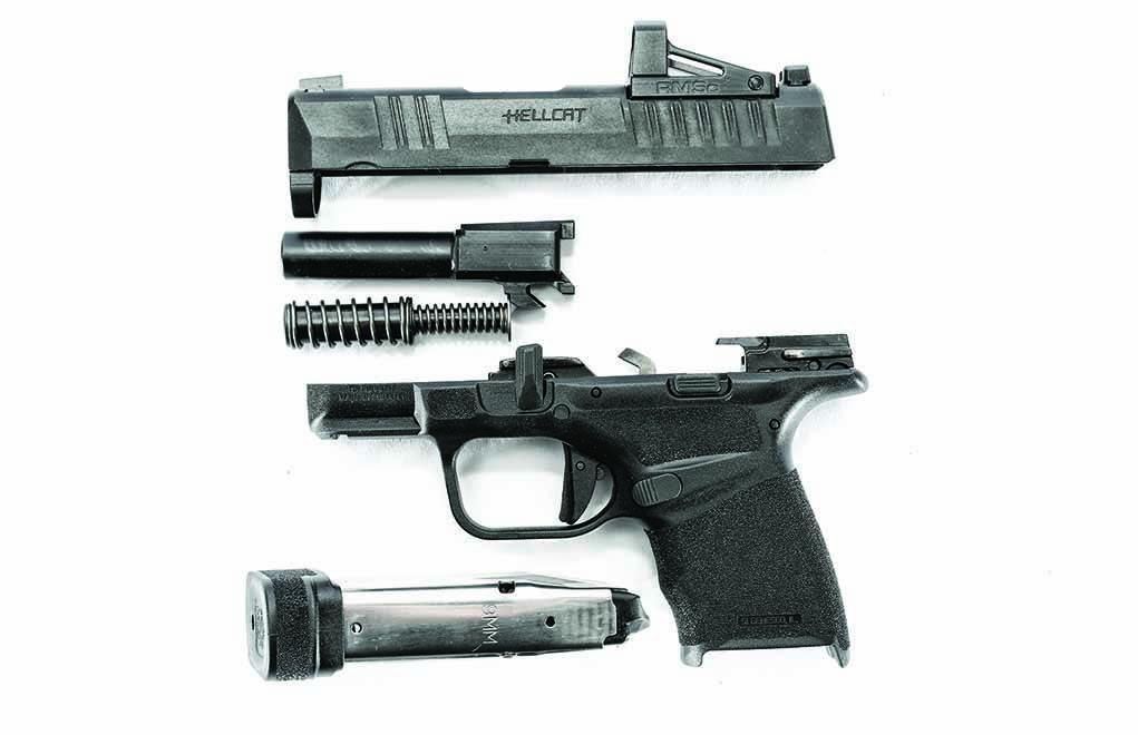 Мощь вформате «микро». пистолет hellcat micro
