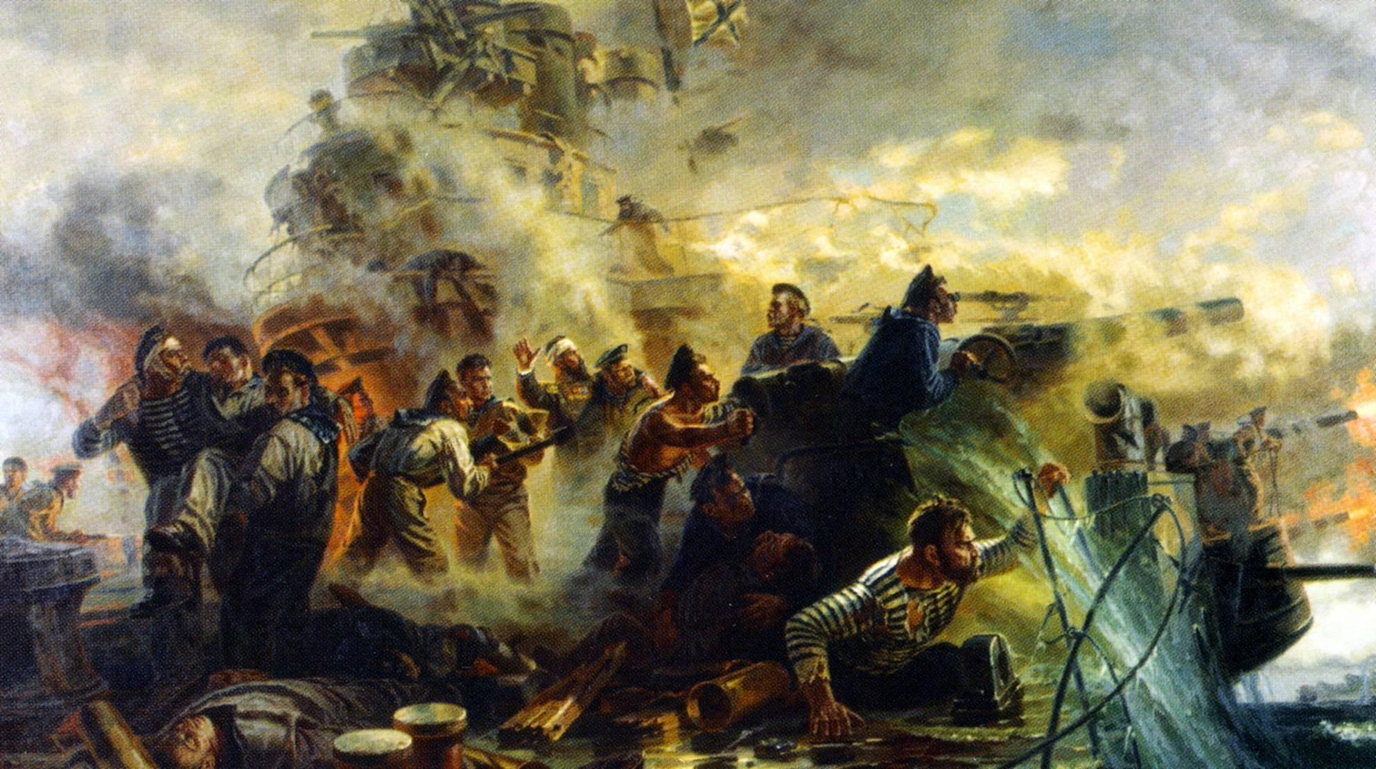 """Бронепалубный крейсер """"варяг"""": история, подвиг, место гибели"""