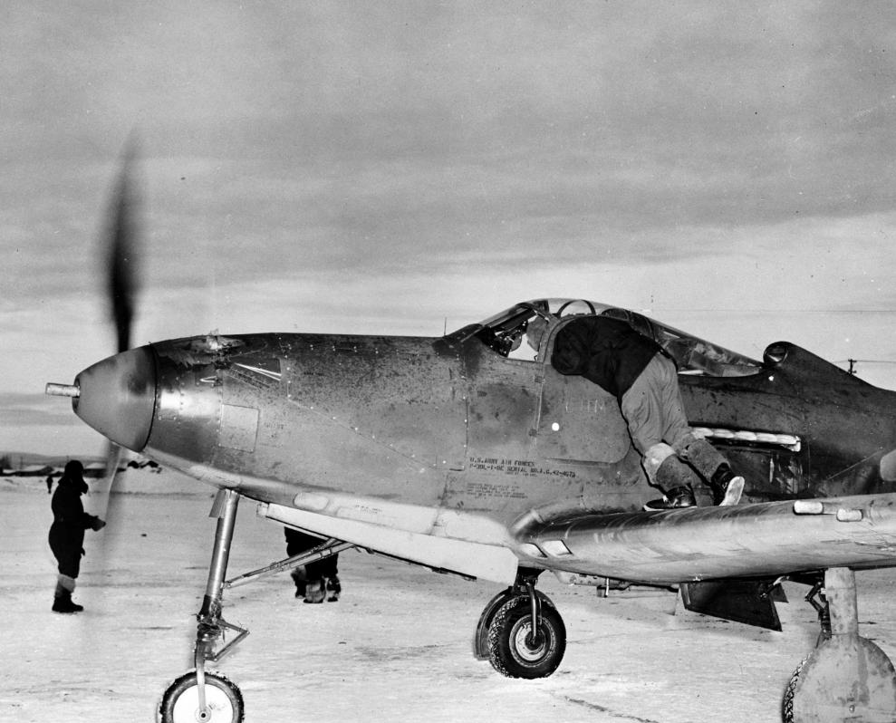 P-39 аэрокобра