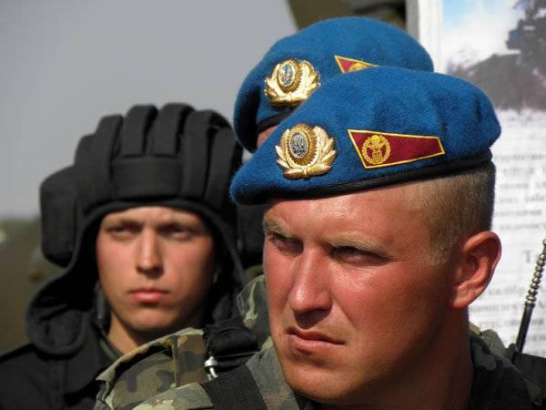 Кто в россии носит оливковый берет?