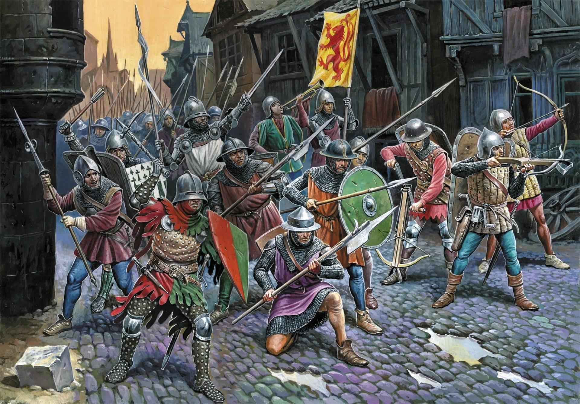 Ятаган — коварный клинок на службе янычар