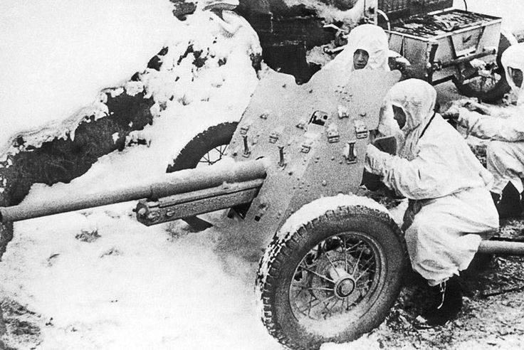 «сорокапятка»: чего не говорили про самую знаменитую советскую пушку | русская семерка