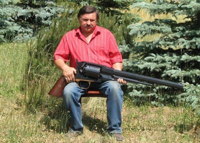 Револьвер .500 Magnum –самооборона от медведей