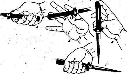 Нунчаку: гениальное изобретение окинавских крестьян. как сделать настоящие боевые нунчаку