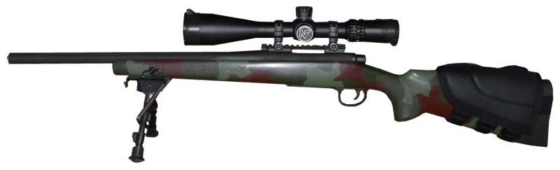 Охотничья винтовка Remington 700