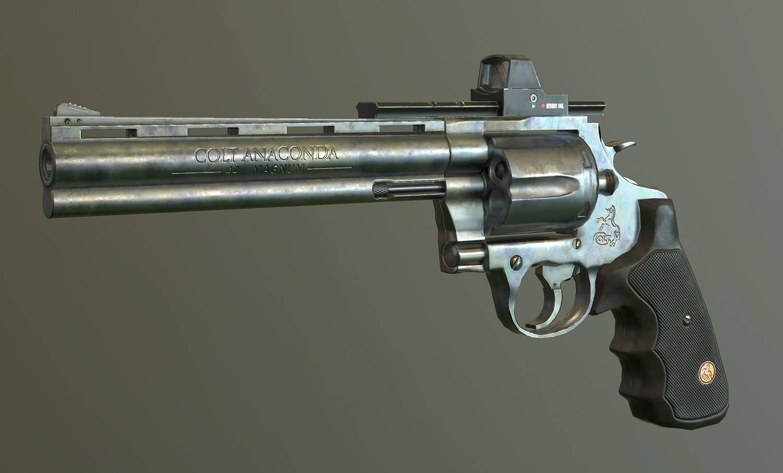 Colt anaconda — википедия с видео // wiki 2