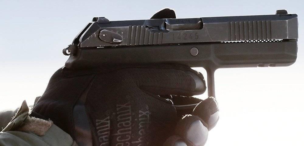 Новый русский пистолет «удав» – это большая ёмкость магазина и высокая точность боя