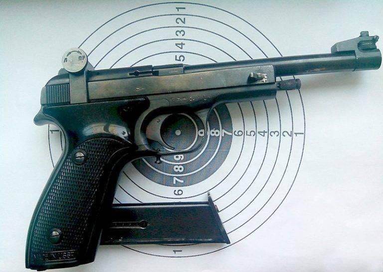Пистолет марголина мц — википедия с видео // wiki 2