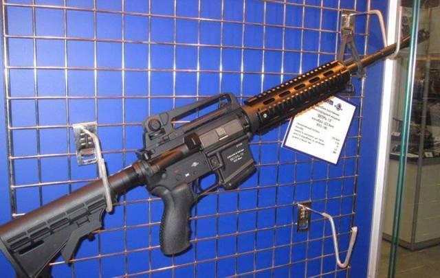 Снайперская винтовка colt m2012-clr