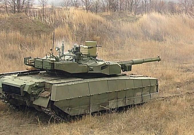"""Новый танк """"оплот"""". танк """"оплот"""": технические характеристики"""