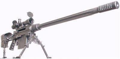 Снайперская винтовка JP MR-10